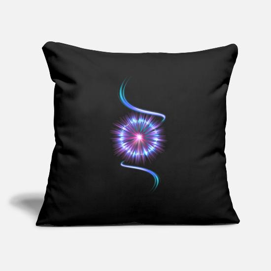 Gift Idea Pillow Cases - light - Pillowcase 17,3'' x 17,3'' (45 x 45 cm) black