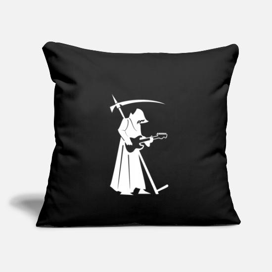 Biker Pillow Cases - Reaper Reaper - Pillowcase 17,3'' x 17,3'' (45 x 45 cm) black