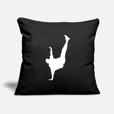 Breakdancing Breakdance breakdancer breakdancing gift kid - Pillowcase 17,3'' x 17,3'' (45 x 45 cm)