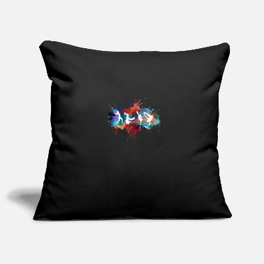Dance Couple Dance - Pillowcase 17,3'' x 17,3'' (45 x 45 cm)