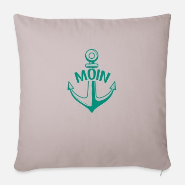 Dialect Moin Noord-Noord-Duitsland Gift Sea Anchor - Kussenhoes