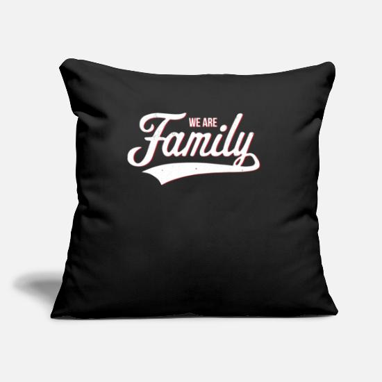 Mother Pillow Cases - 0 - Pillowcase 17,3'' x 17,3'' (45 x 45 cm) black