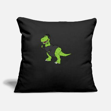 Theatre Stage Manager T-Rex Staff Gift - Pillowcase 17,3'' x 17,3'' (45 x 45 cm)