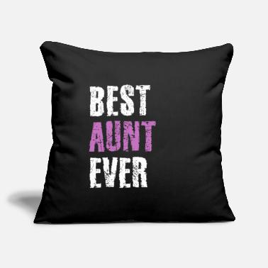Aunt Aunt aunt - Pillowcase 17,3'' x 17,3'' (45 x 45 cm)