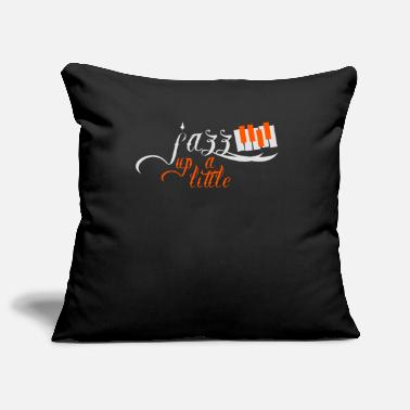 Soul Cadeau Jazz Soul Blues Music Rhythm Saying - Housse de coussin décorative 44 x 44 cm