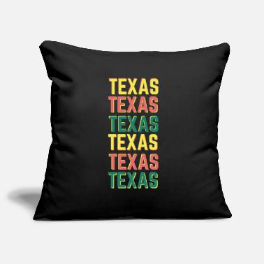 Texas Texas - Pillowcase 17,3'' x 17,3'' (45 x 45 cm)
