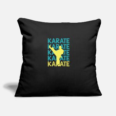 Karate karate - Pillowcase 17,3'' x 17,3'' (45 x 45 cm)