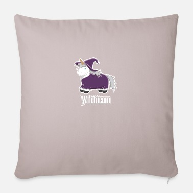 Mythical Creature Witch mythical creature Halloween mythical creature fantasy - Pillowcase 17,3'' x 17,3'' (45 x 45 cm)