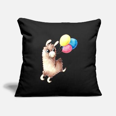 For Kids Birthday Alpaca - Pillowcase 17,3'' x 17,3'' (45 x 45 cm)