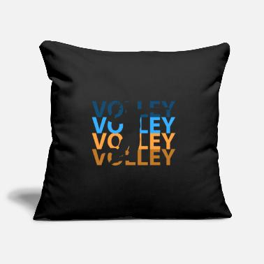 Volley volley - Pillowcase 17,3'' x 17,3'' (45 x 45 cm)