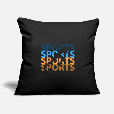 Sporty sporty - Pillowcase 17,3'' x 17,3'' (45 x 45 cm)