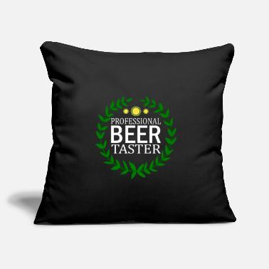 Beer Tester beer tester - Pillowcase 17,3'' x 17,3'' (45 x 45 cm)
