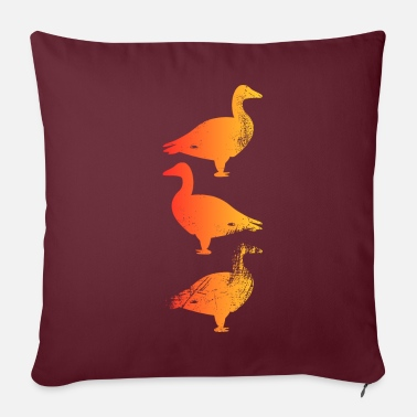 Roast Ducks roast - Pillowcase 17,3'' x 17,3'' (45 x 45 cm)