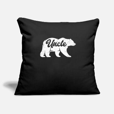 Uncle Bear Family Animal Camping Outdoor Vacation - Kussenhoes