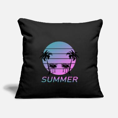 Feeling Feel the Summer - Feel the summer - Pillowcase 17,3'' x 17,3'' (45 x 45 cm)
