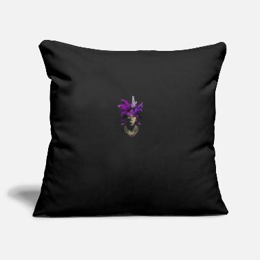 Lilac Lilac girl - Pillowcase 17,3'' x 17,3'' (45 x 45 cm)