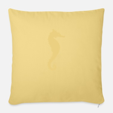 Sea Horse sea horse - Pillowcase 17,3'' x 17,3'' (45 x 45 cm)