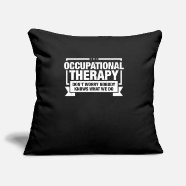 Occupation Occupational Therapist design Gift Occupational - Pillowcase 17,3'' x 17,3'' (45 x 45 cm)