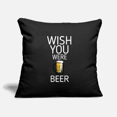 Beer Garden Beer garden beer bottle beer beer tent beer mug - Pillowcase 17,3'' x 17,3'' (45 x 45 cm)