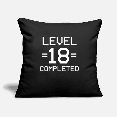 Legal Age birthday 18 gift party of legal age birthday - Pillowcase 17,3'' x 17,3'' (45 x 45 cm)