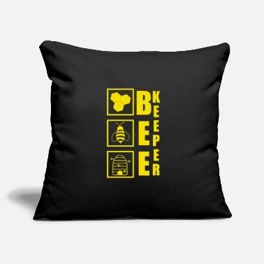 Beekeeper Beekeepers and beekeepers - Pillowcase 17,3'' x 17,3'' (45 x 45 cm)