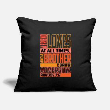 Verser Bible Verses Love Jesus Church Catholic Inspiration - Housse de coussin