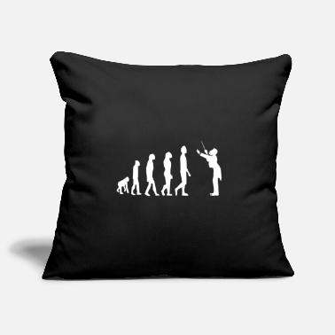 Conductor Conductor Evolution conductor - Pillowcase 17,3'' x 17,3'' (45 x 45 cm)