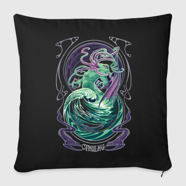 Cthulhu - Sofa pillow cover 44 x 44 cm