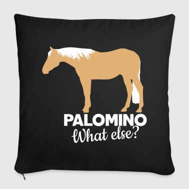 Palomino - What else? - Sofaputetrekk 44 x 44 cm