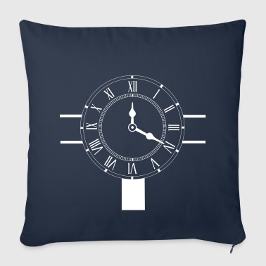 Navy pillow design - Sofa pillow cover 44 x 44 cm