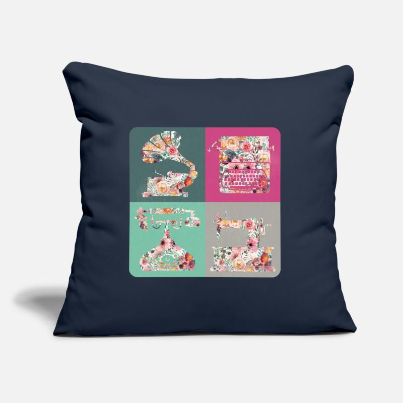 Bestsellers Q4 2018 Pillow cases - Vintage - Pillow Case navy
