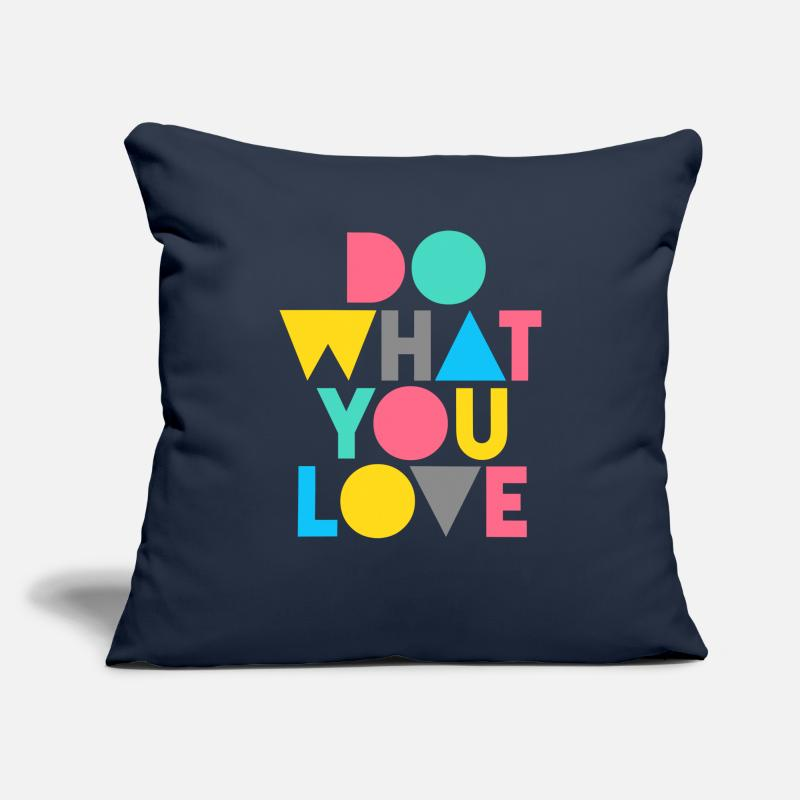 Bestseller Pillow cases - Love graphic - Pillow Case navy