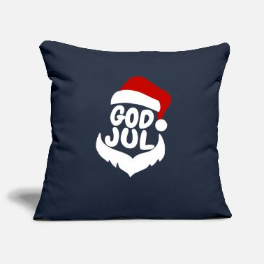 God GOD JUL - TOMTE - Sierkussenhoes, 44 x 44 cm
