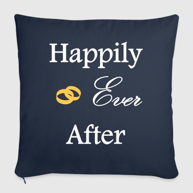 happily_ever_after - Housse de coussin décorative 44 x 44 cm