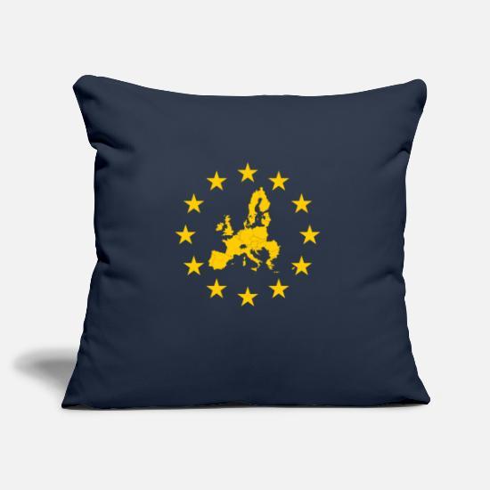 Very Cool Union Maple Leaf Roblox Eu Stars With Membership Card Europa Union Pillowcase 17 3 X 17 3 45 X 45 Cm Spreadshirt