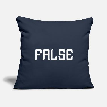 False FALSE - Pillowcase 17,3'' x 17,3'' (45 x 45 cm)