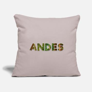 Andes Andes - Pillowcase 17,3'' x 17,3'' (45 x 45 cm)