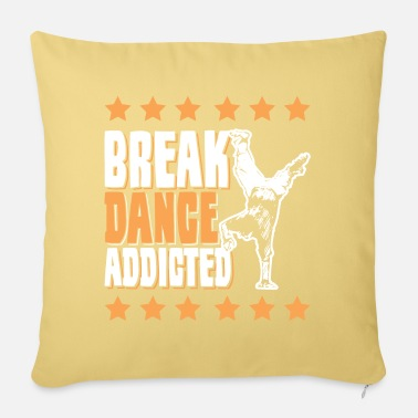 Break Dance Break dance - Pillowcase 17,3'' x 17,3'' (45 x 45 cm)