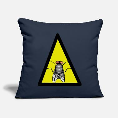 Fly-insect Fly Fly Insect insect animals - Pillowcase 17,3'' x 17,3'' (45 x 45 cm)