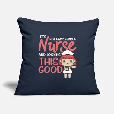Hospitals Nurse sister hospital hospital - Pillowcase 17,3'' x 17,3'' (45 x 45 cm)