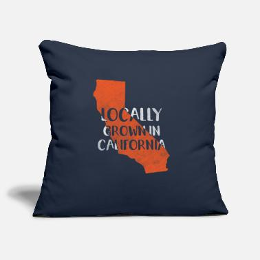 California California, California - Pillowcase 17,3'' x 17,3'' (45 x 45 cm)