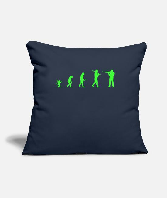 Darwin Pillow Cases - Darwin - Pillowcase 17,3'' x 17,3'' (45 x 45 cm) navy