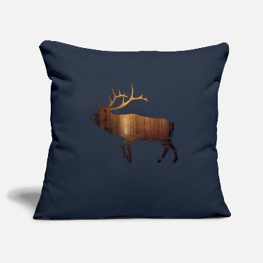 Moose, Moose, patterncontest - Pillowcase 17,3'' x 17,3'' (45 x 45 cm)