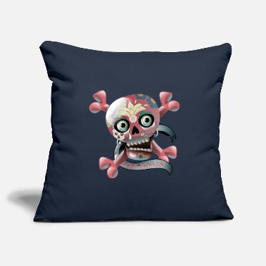Love Braces Flat - Sofa pillow cover 44 x 44 cm