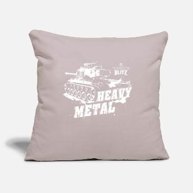 World Of Tanks Blitz Heavy Metal - Pillowcase 17,3'' x 17,3'' (45 x 45 cm)