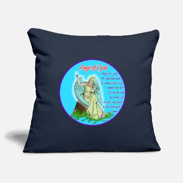 Ángel Angel of God - by FEDVAL - Pillowcase 17,3'' x 17,3'' (45 x 45 cm)