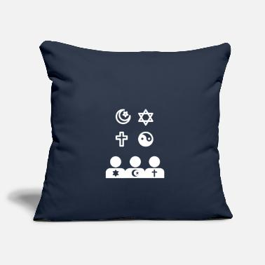 Religion religion - Pillowcase 17,3'' x 17,3'' (45 x 45 cm)