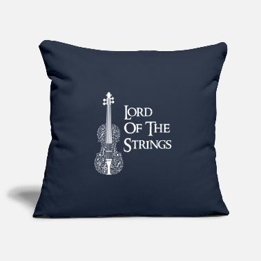 Lords Lord of the Strings Lord of the Rings - Pillowcase 17,3'' x 17,3'' (45 x 45 cm)