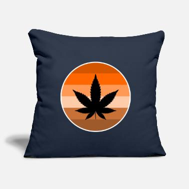 Hemp hemp - Pillowcase 17,3'' x 17,3'' (45 x 45 cm)