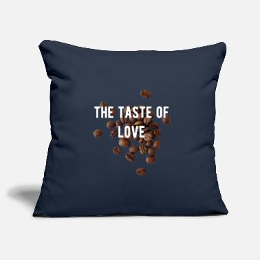 Coffee taste - Pillowcase 17,3'' x 17,3'' (45 x 45 cm)